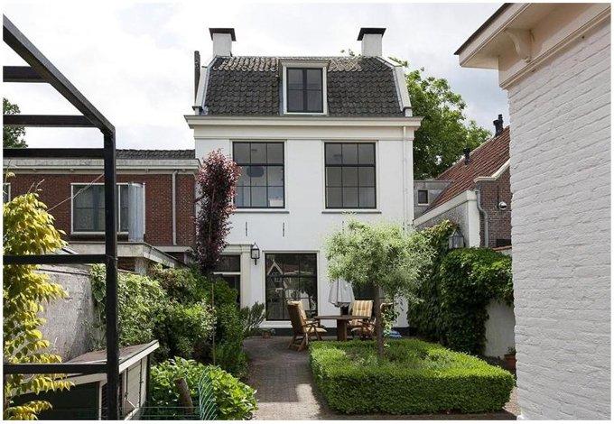 Uitbouw woning rijksmonument vreeland abjz architectenbureau jules zwijsen - Uitbreiding huis glas ...