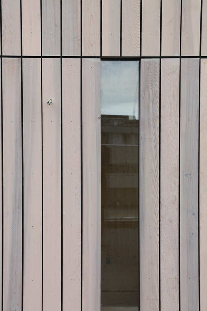Houten huis rieteiland oost amsterdam abjz architectenbureau jules zwijsen - Huis architect hout ...