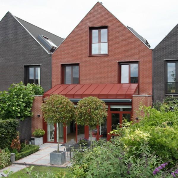 Moderne aanbouw Cronenburgh Loenen aan de Vecht – ABJZ ...