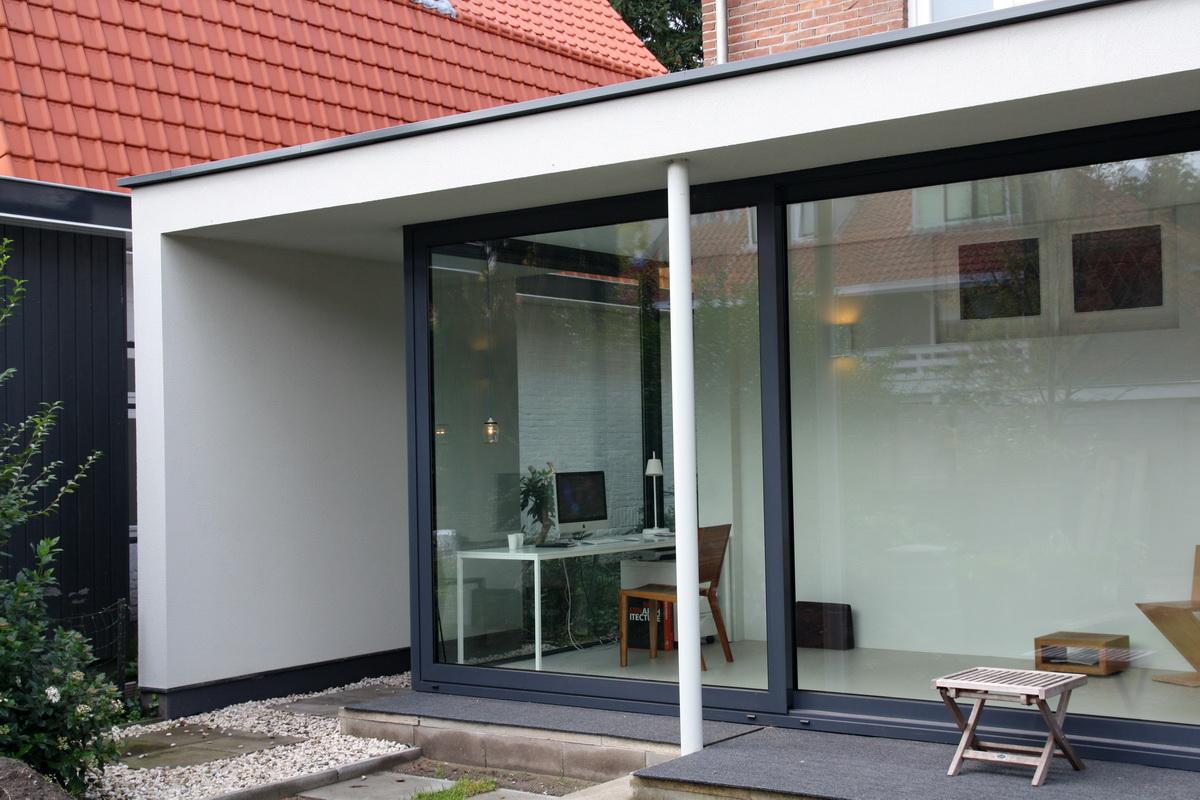 Verbouw en aanbouw jaren dertig woning Bilthoven u2013 ABJZ ...