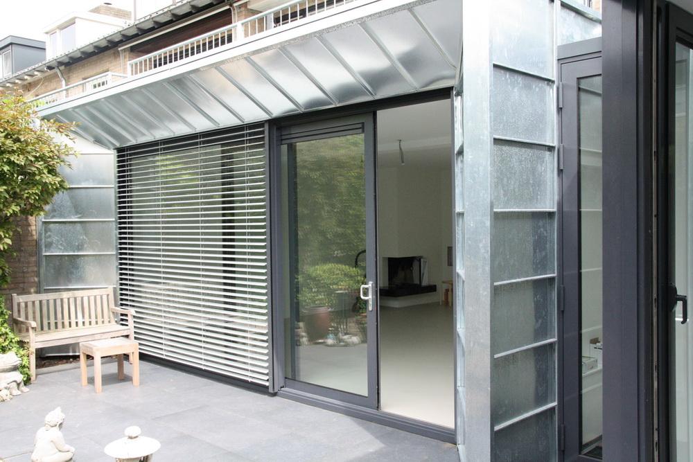 Uitbouw en aanbouw – ABJZ, Architectenbureau Jules Zwijsen